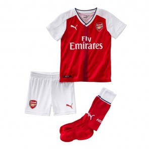 Arsenal Home Kit 2016 2017 Mini.