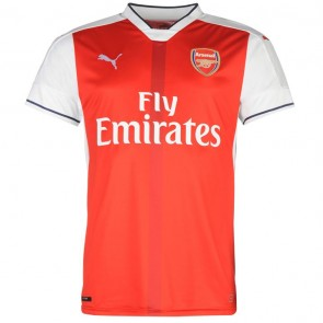 Arsenal Home Shirt 2016 2017 Mens.