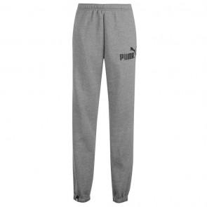 Puma No 1 Logo Job Pant Mens - Grey.