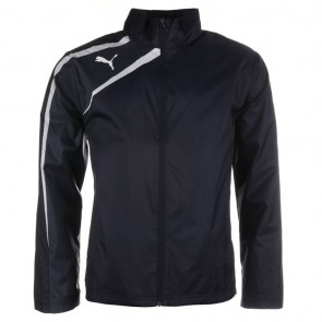 Puma Spirit Rain Jacket Mens - Navy.