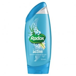Radox Feel Active Shower Gel 250Ml.