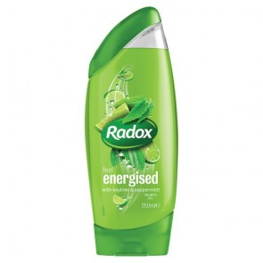 Radox Feel Energised Shower Gel 250Ml.