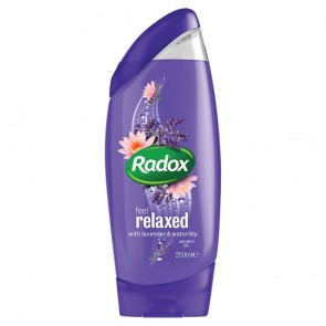 Radox Feel Relaxed Shower Gel 250Ml.