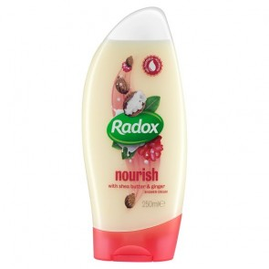 Radox Nourish Shower Gel 250Ml.