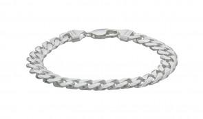 Revere Sterling Silver Solid Curb Bracelet