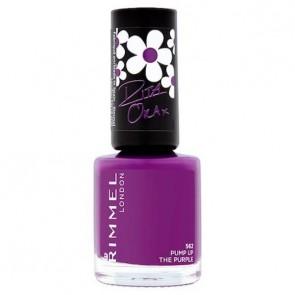 Rimmel 60 Seconds Super Shine by Rita Ora - Pump Up The Purple.