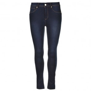 Rock and Rags Elle Skinny Women Jeans - Dark Wash.