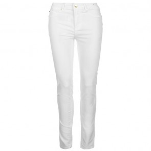 Rock and Rags Elle Skinny Women Jeans - White.