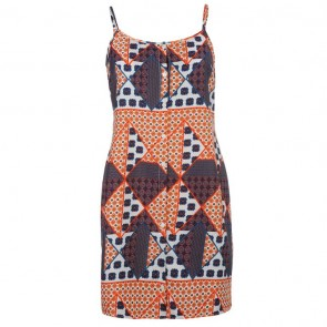 Rock and Rags Printed Dress - Multi.