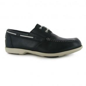 Rock Summer Boats Shoes Mens - Navy.