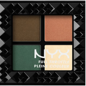 NYX Professional Makeup Full Throttle Shadow Palette - Explicit.