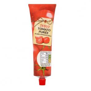 Tesco Tomato Puree Tube 200G