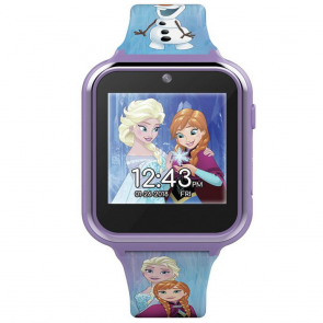 Disney Frozens Multicoloured Silicone Children's Watch