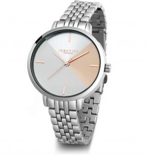 Identity London Ladies' Geometric Dial Bracelet Watch