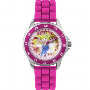 Disney Princess Pink Time Teacher Watch
