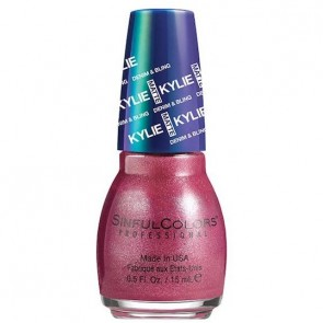 Sinful Colors Kylie Jenner Nail Polish - Krop Top.