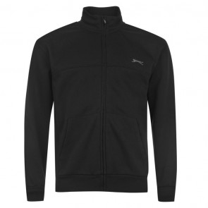 Slazenger Full Zipped Jacket Mens - Black.