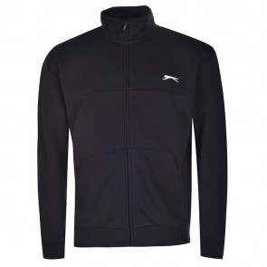 Slazenger Full Zipped Jacket Mens - Navy.