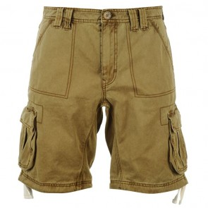SoulCal Utility Shorts Men - Khaki.