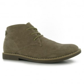 Soviet Mens Desert Boots - Sand.