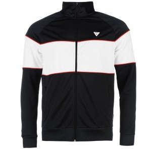 Soviet Track Jacket  Mens - Navy/White.