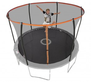 Sportspower 12ft Trampoline with Folding Enclosure.