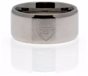 Stainless Steel Arsenal Ring