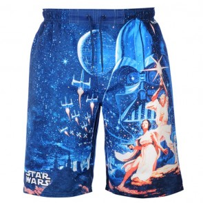 Star Wars Swim Short Mens.