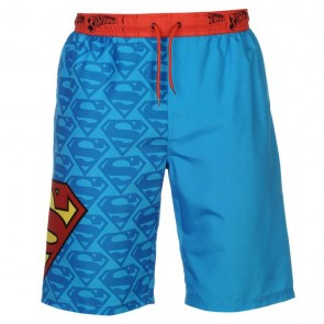 Superman Swim Short Mens.