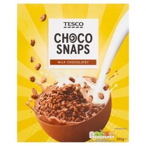 Tesco Choco Snaps Pack 350G