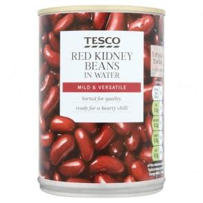 Tesco Red Kidney Beans 400G