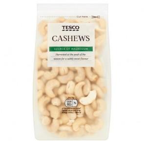 Tesco Wholefood Cashew Nuts 250G