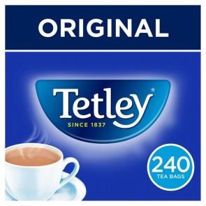 Tetley Softpack 240 Teabags 750G