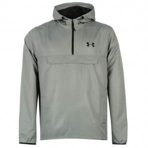 Under Armour Sportstyle Anorak Mens - Grey.