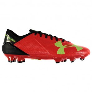 Under Armour Spotlight Hybrid Football Boots Men - Red.