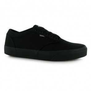 Vans Atwood Canvas Trainers - Black.