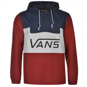 Vans Egan II Mens Jacket - Red/White.
