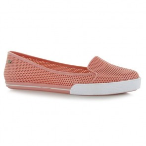 Zaxy City Mesh Ladies Shoes - Nude.